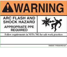 Arc-Flash Studies Warning
